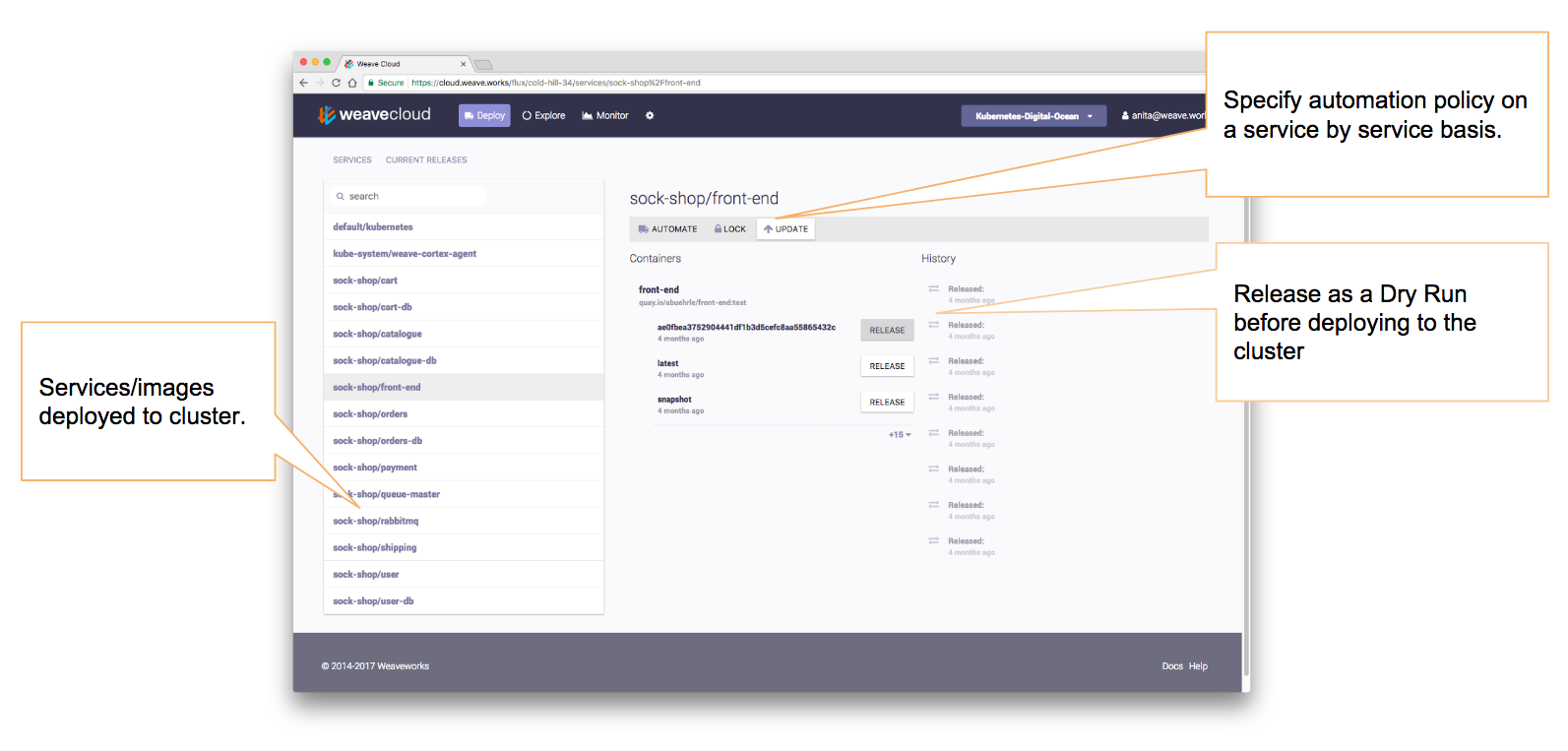 Managing & Automating Releases